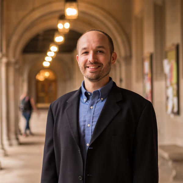 Q & A with Andrew Butler, associate professor of Education and Psychological & Brain Sciences