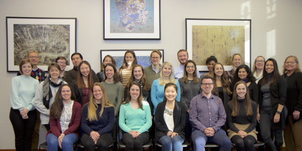 student group and professors