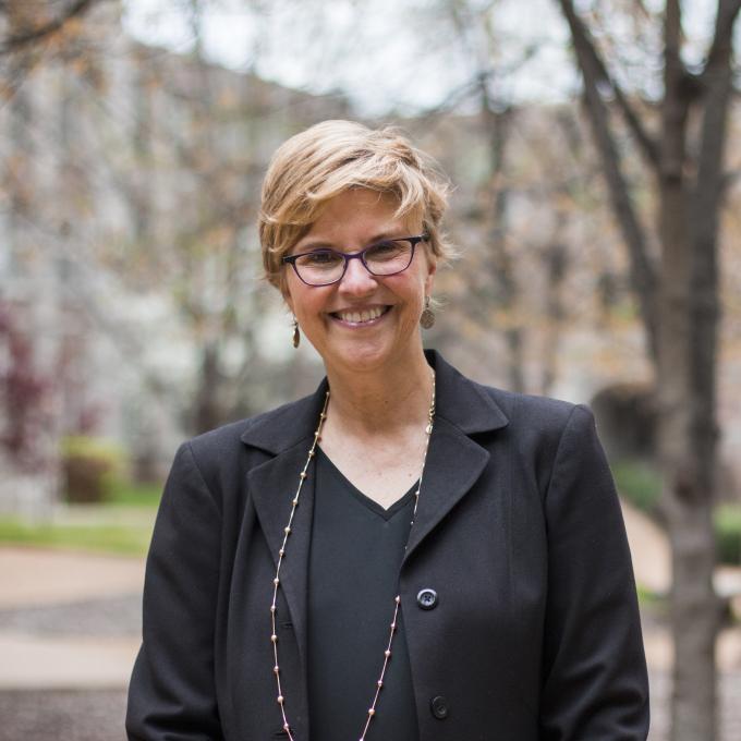 Headshot of Janet Duchek